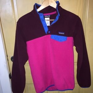 Patagonia Pullover Fleece Snap T